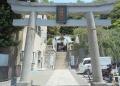 根岸八幡神社・鳥居