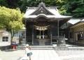 根岸八幡神社・拝殿