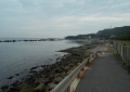 走水海岸(西端)