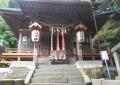 走水神社・拝殿