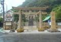 東叶神社・鳥居