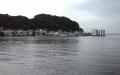 渡し舟から見た浦賀湾①