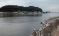 浦賀湾の河口