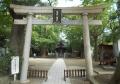 亀岡八幡宮・鳥居