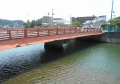 田越川と富士見橋