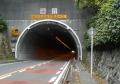 伊勢山トンネル・入口