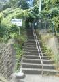 鷹取山・登山口