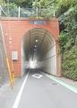筒井トンネル・入口