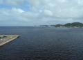アイクルから見る東京湾