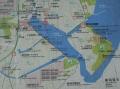 平潟湾の地図