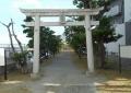 枇杷島神社・鳥居