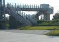貨物線の跨線橋