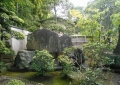 「狭山茶発祥之地」の石碑
