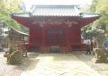 仙波東照宮・拝殿