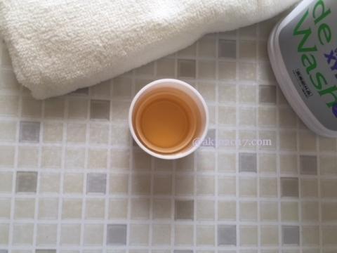 薬用ナタ・デ・ウオッシュ 液体歯磨き