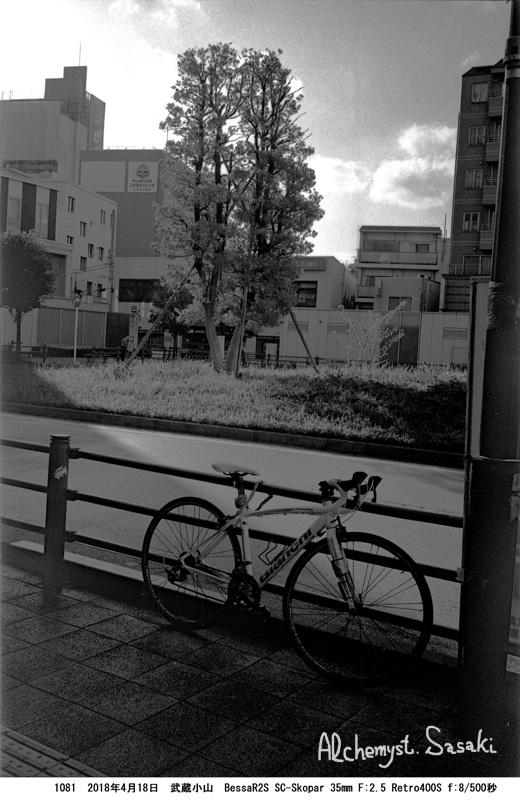 武蔵小山1081-27 Ⅱ