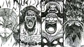 """ルフィ「『4皇』は俺が全部倒すから!」←""""命の恩人""""も倒すのか…"""