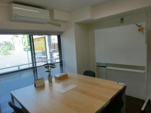 B会議室がエアコン完備になりました♪