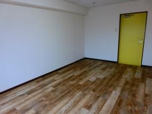 3階の角部屋です♪