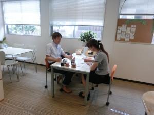 アステリVIPにて福島先生のインタビューをさせて頂きました♪