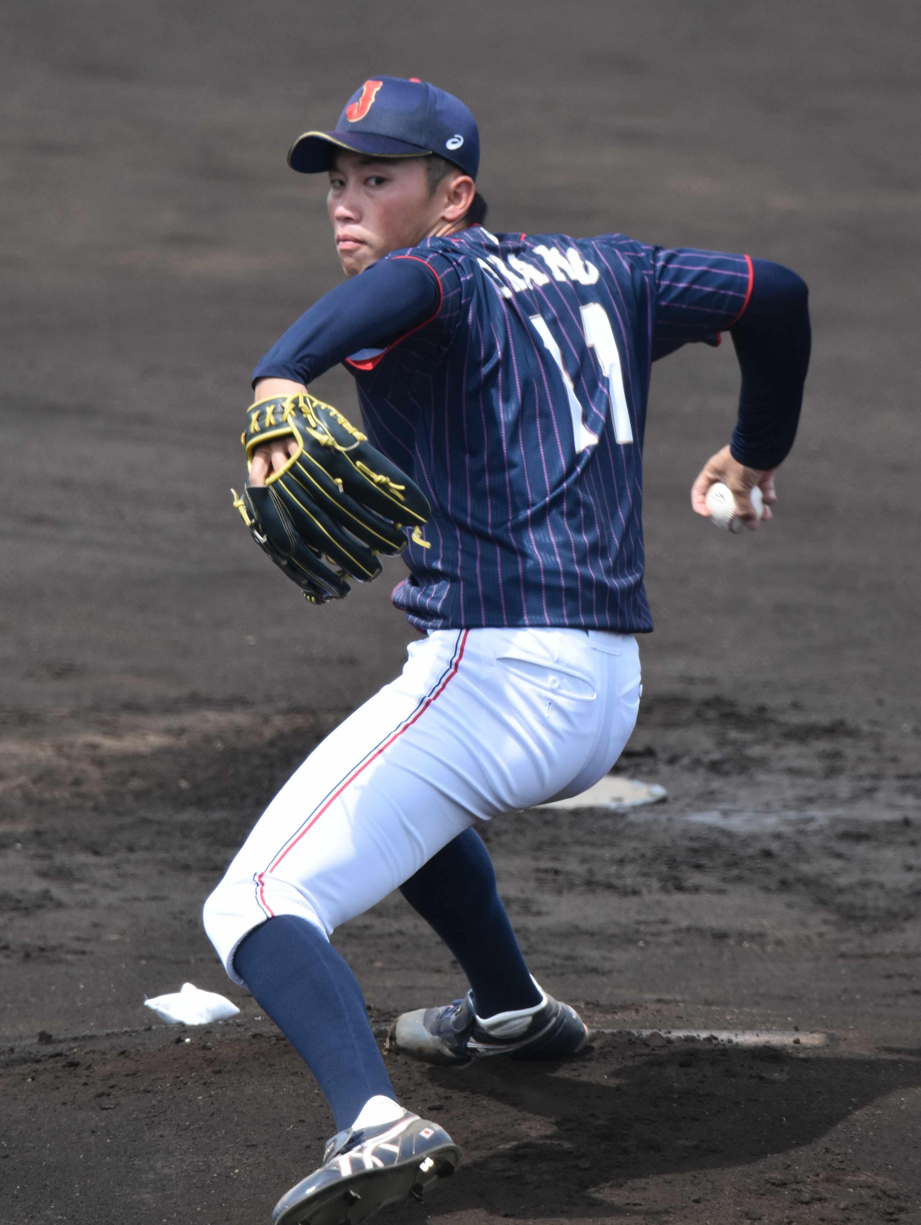 20180819日本代表 岡野