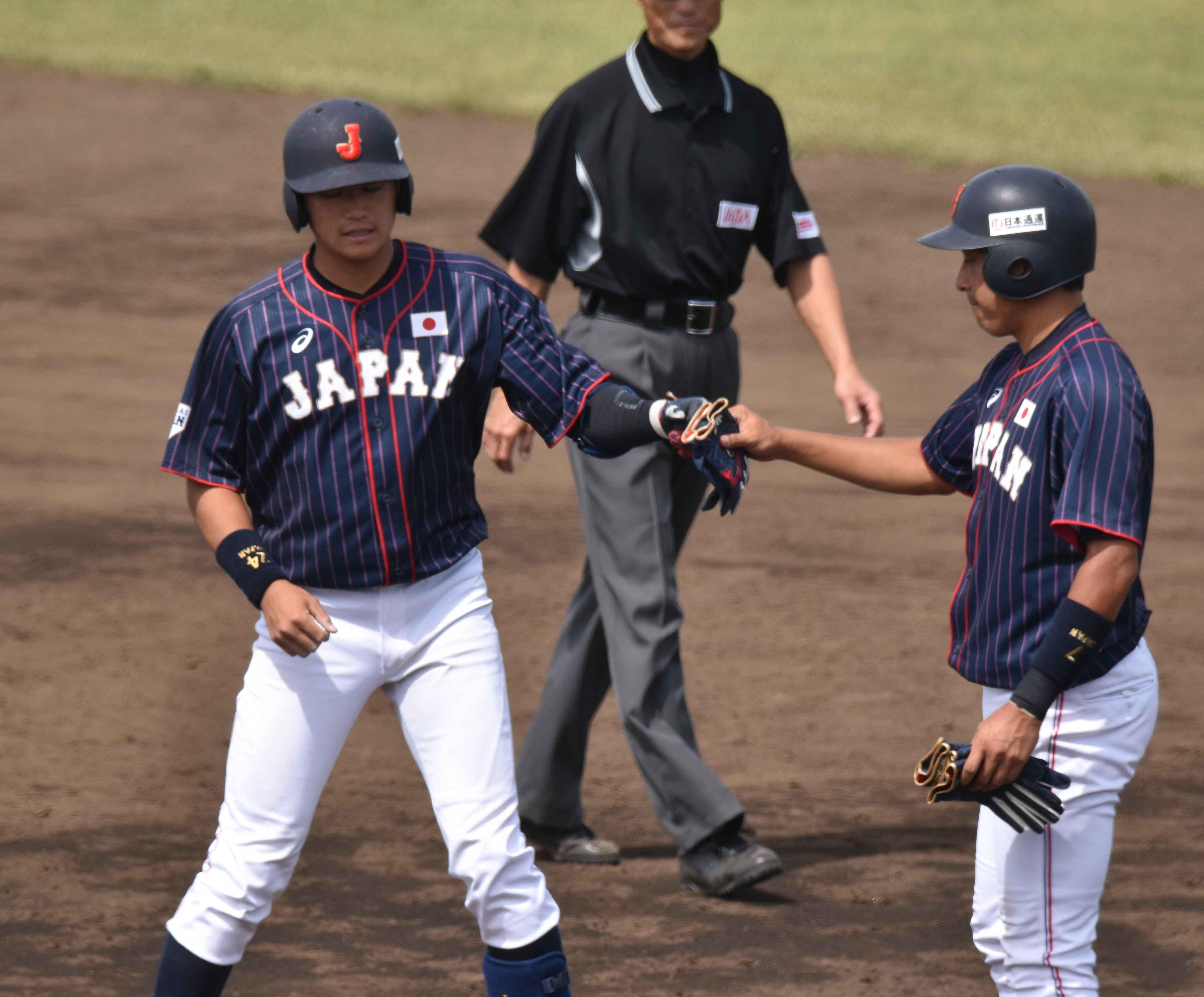 20180819日本代表 笹川