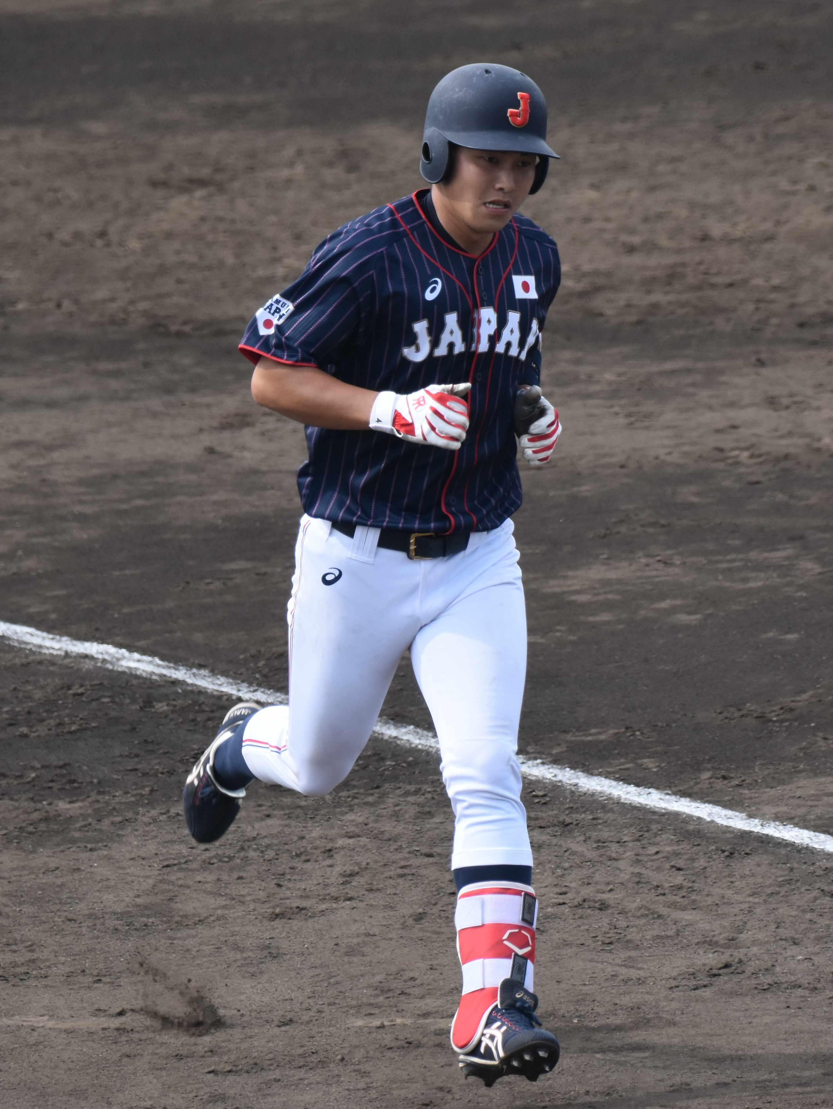 20180819日本代表 北村