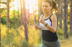 女性 ジョギング
