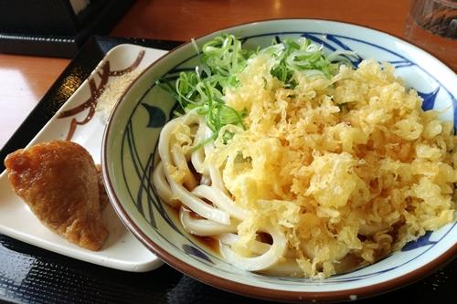 丸亀製麺ぶっかけ