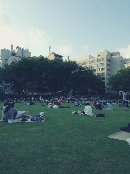 池袋南公園