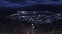 高ボッチ夜景