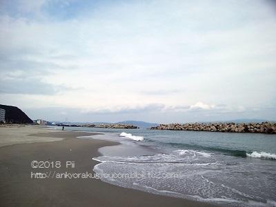 淡路島旅行記③~海岸&足湯~ 2018-9-17 (1)