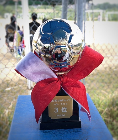 第3回GWFCUP福岡遠征 1