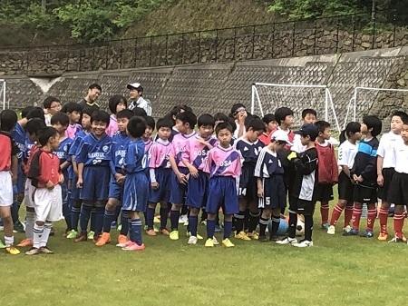 5月13日フットサルエンジョイカップ 1