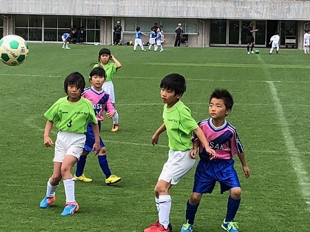 スポーツ少年団 5