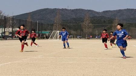 2018/3/31~4/1 第16回仁保チャレンジカップ(6年