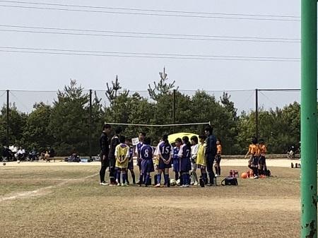 2018/3/31~4/1 第16回仁保チャレンジカップ(6年 ②