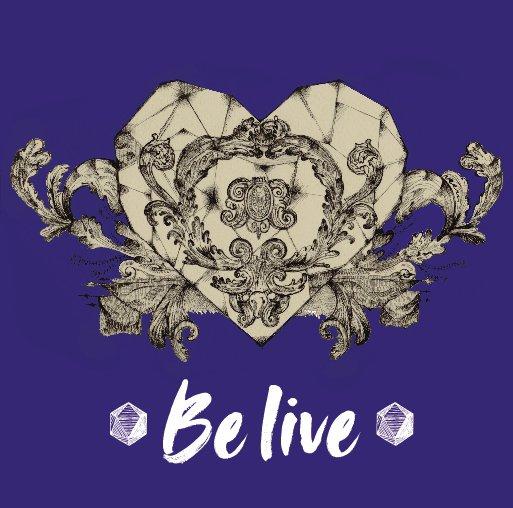 Be live ジャケット