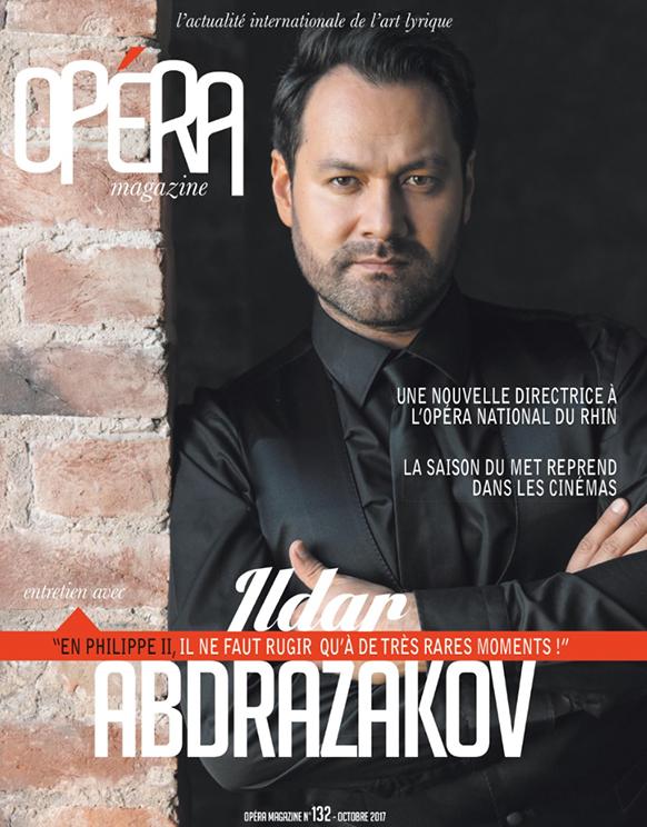 カッコよすぎる Ildar Abdrazakov