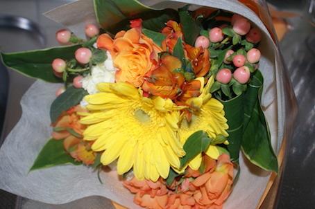 180407結婚式花束