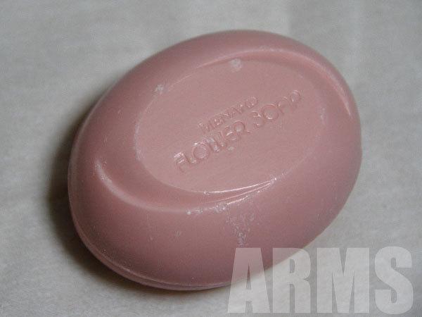 固形石鹸の匂い