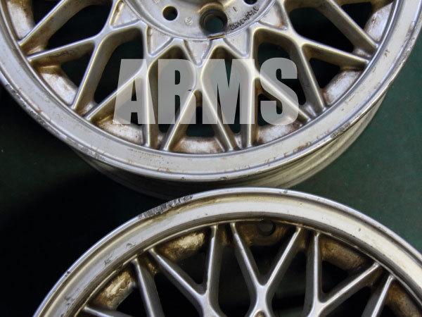BMW純正のBBSアルミホイール