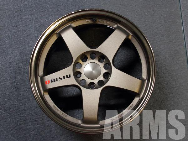 ニスモホイール LM GT4