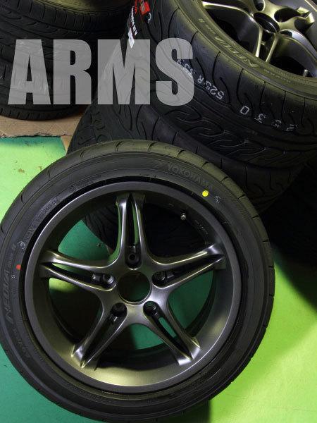タイヤ組み込み、バランス