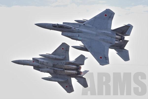 第303飛行隊 小松基地 F15
