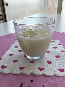 ★レモン甘酒(最初から)