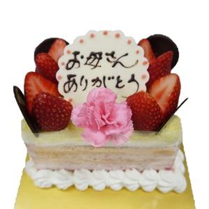 母の日苺ローズ4号1600円