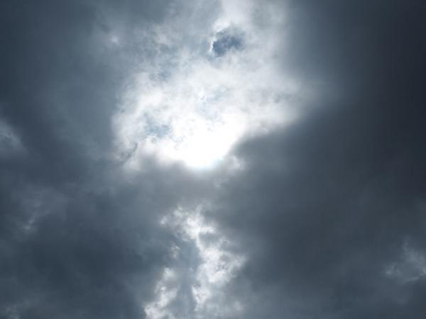 ISS日面通過を待つ時の空模様_20180812
