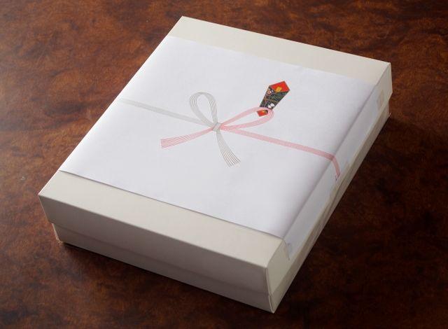 お中元 お歳暮 熨斗のついた箱