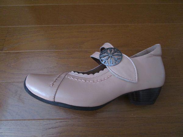 サンクリスピン 靴 コンフォートパンプス  (4)